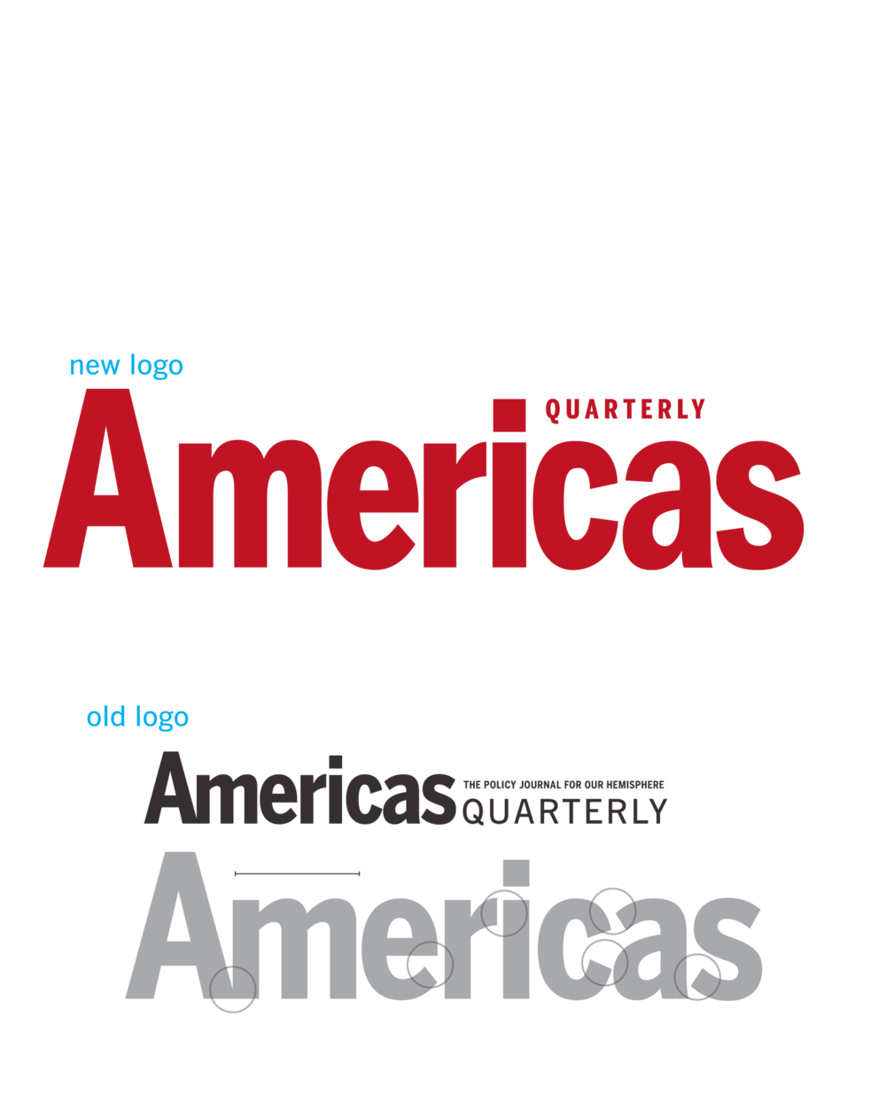 Americas Quarterly Logo
