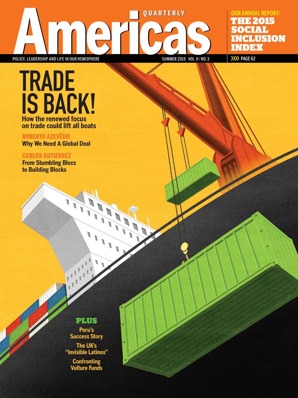 Trade Resurgence