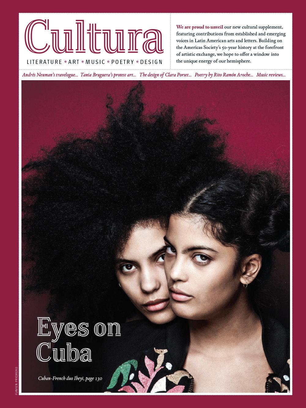 Cultura Cuba Cover