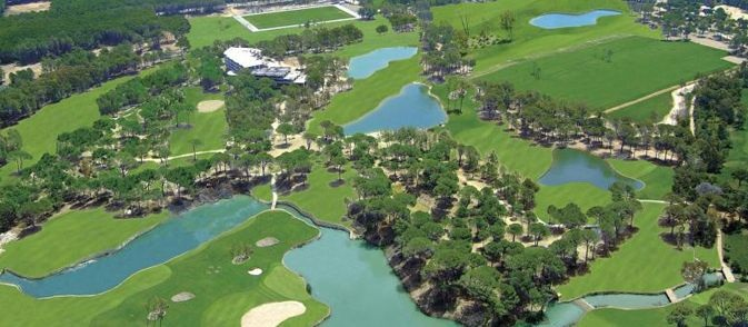 2019 PDL Golf Tournament to be held at the beautiful Eagles Golf Club Lakes Course