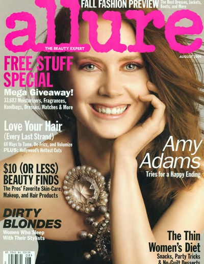 """No Sweat"" Allure, August 2009"