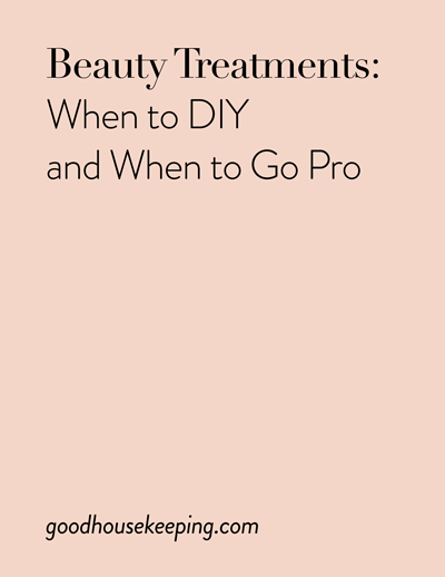 """Beauty Treatments: When to DIY and When to Go Pro"" goodhousekeeping.com, November 2012"
