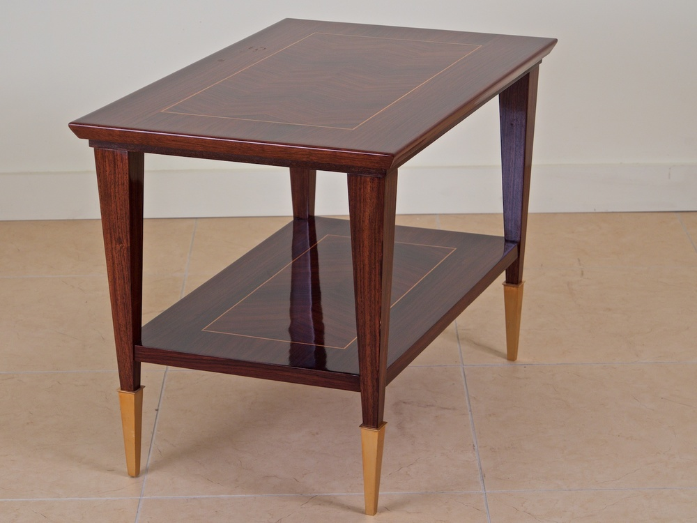 Dominique Two Tiered Table (#1246)