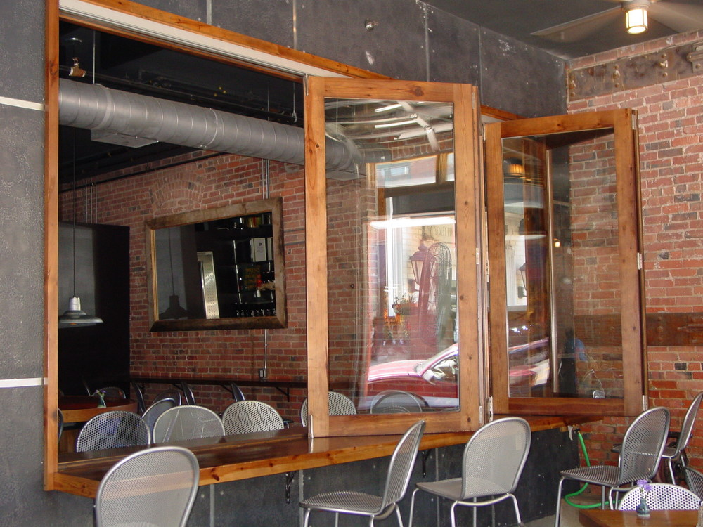 Lexington Avenue Brewery -Custom Sliding Doors-