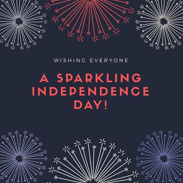 From the Forest Millwork family to yours! #happy4th 🇺🇸