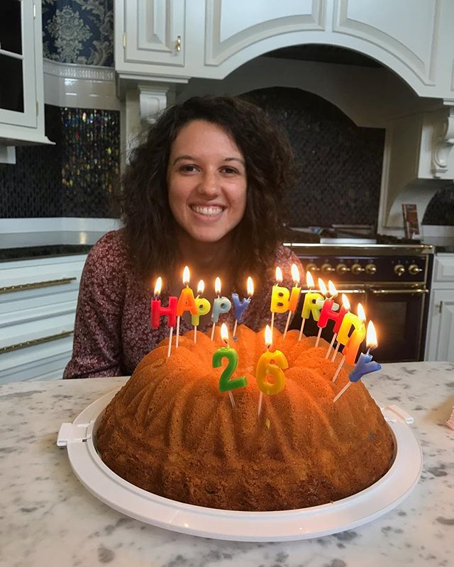 Happiest of birthdays to our Assistant Designer, Mackenzie! #26 #forestmillwork #familybusiness