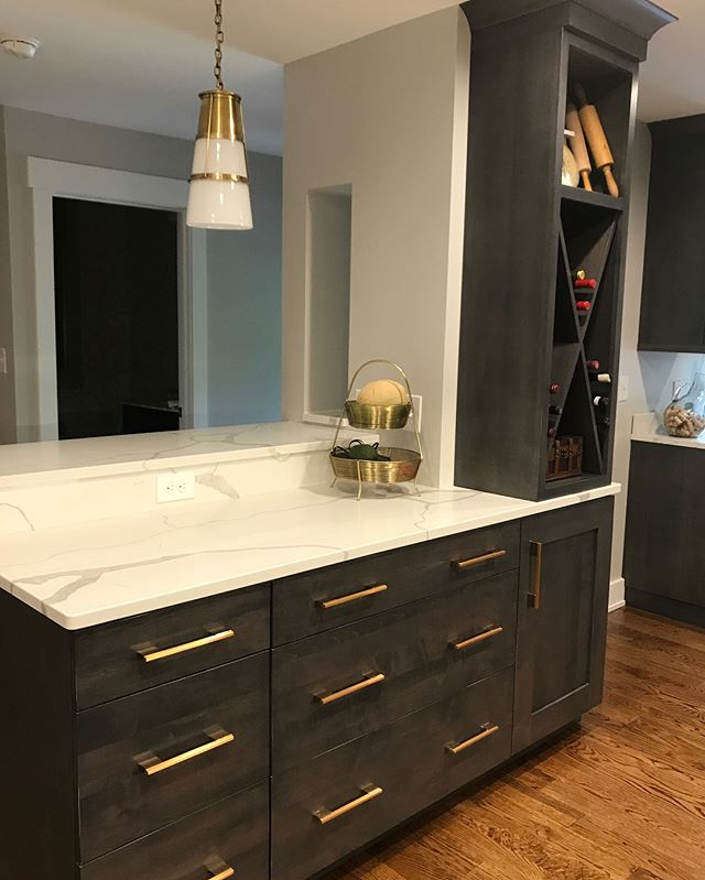 Kitchens, bathrooms & more!  #wedoitall These are just a few photos of this gorgeous project.  Check out our @facebook page: https://www.facebook.com/forestmillworkinc/ for more! • • • #forestmillwork #kitchens #kitchendesign #bathrooms #bathroomdesign #homedesign #cabinetry #hgtv #828isgreat #asheville #homes
