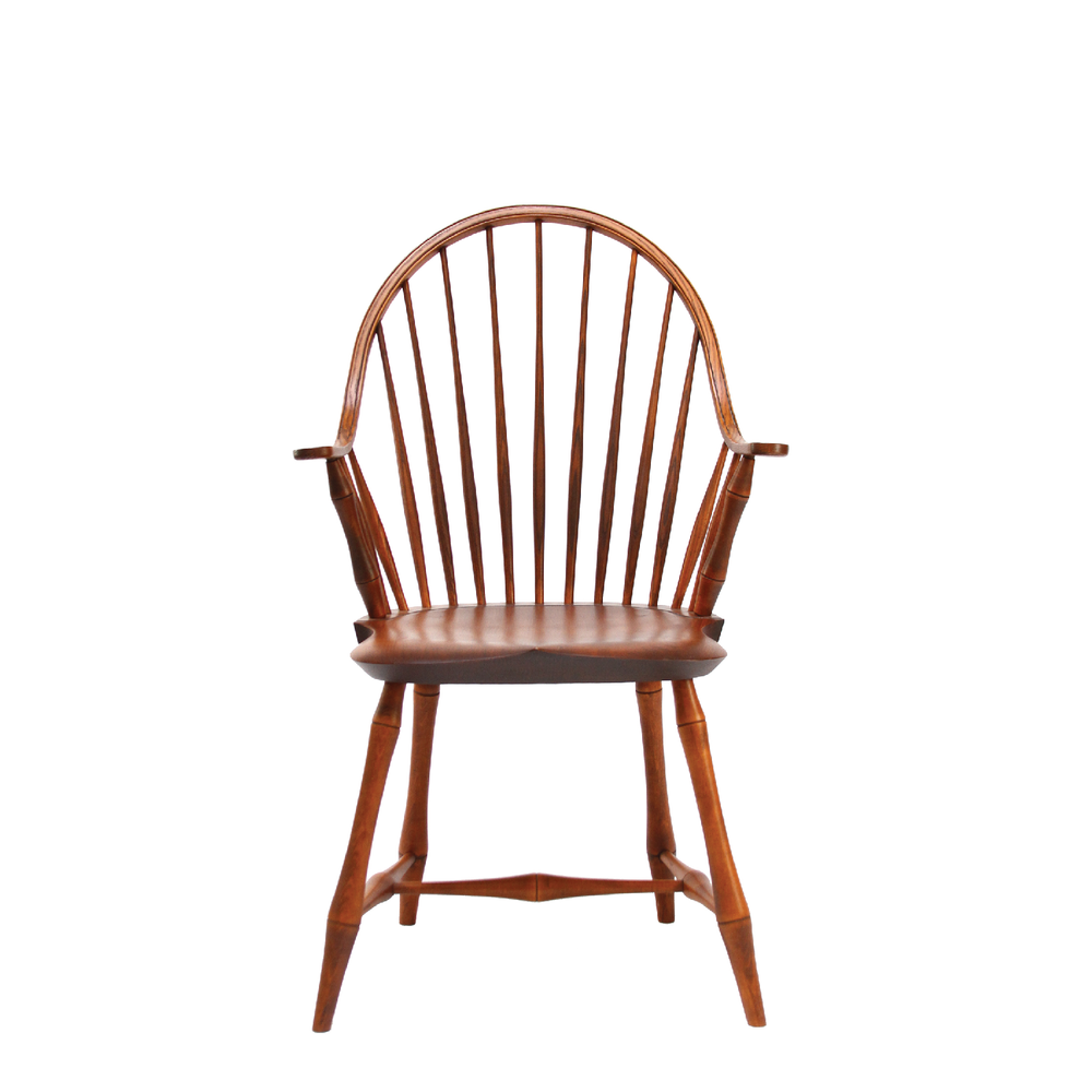 Bamboo Continuous Armchair