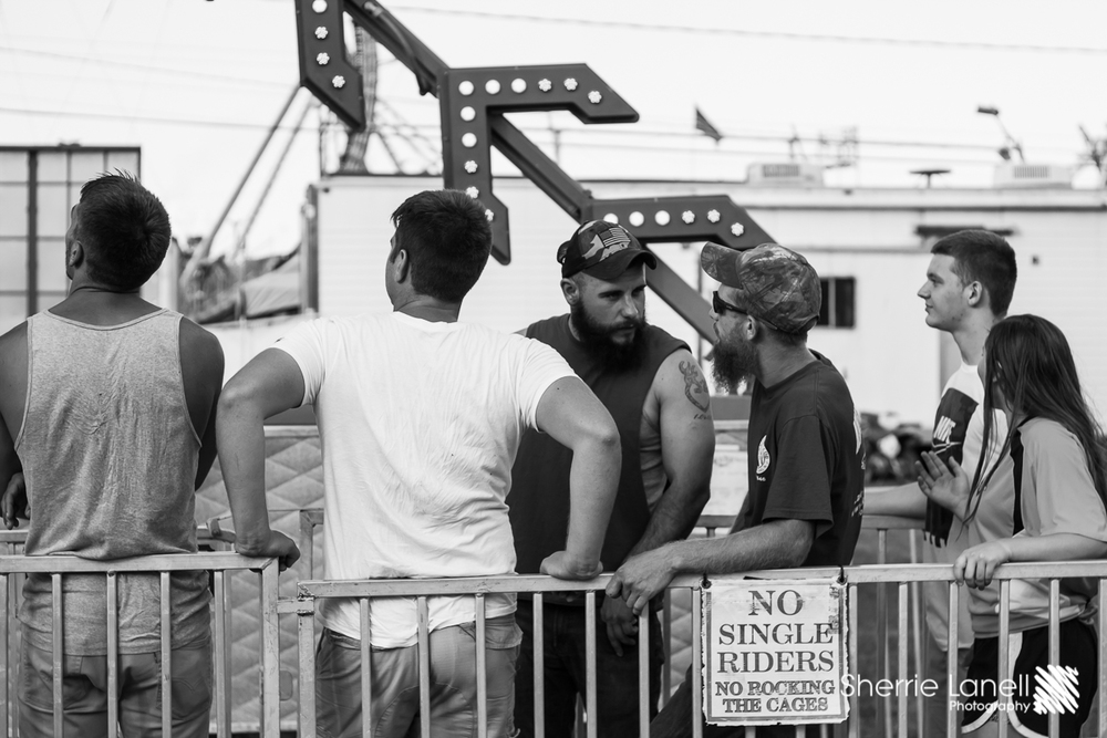 No Single Riders - Street Photography | Sherrie Lanell Photography