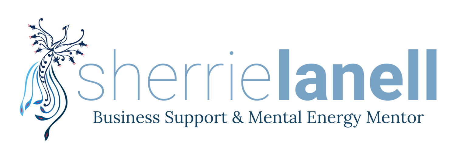 Sherrie Lanell - Business Support & Mental Energy Mentor