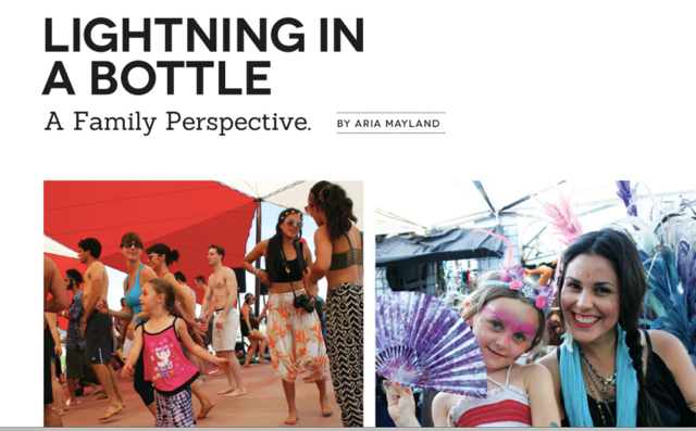 Lightening In A Bottle: A Family Perspective