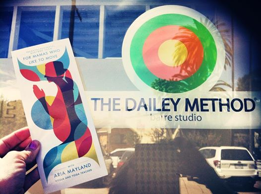Loved teaching at The Dailey Method