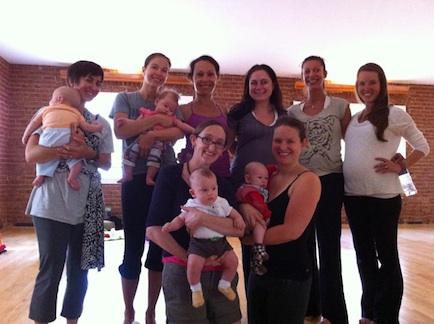 Prenatal Yoga at City Yoga