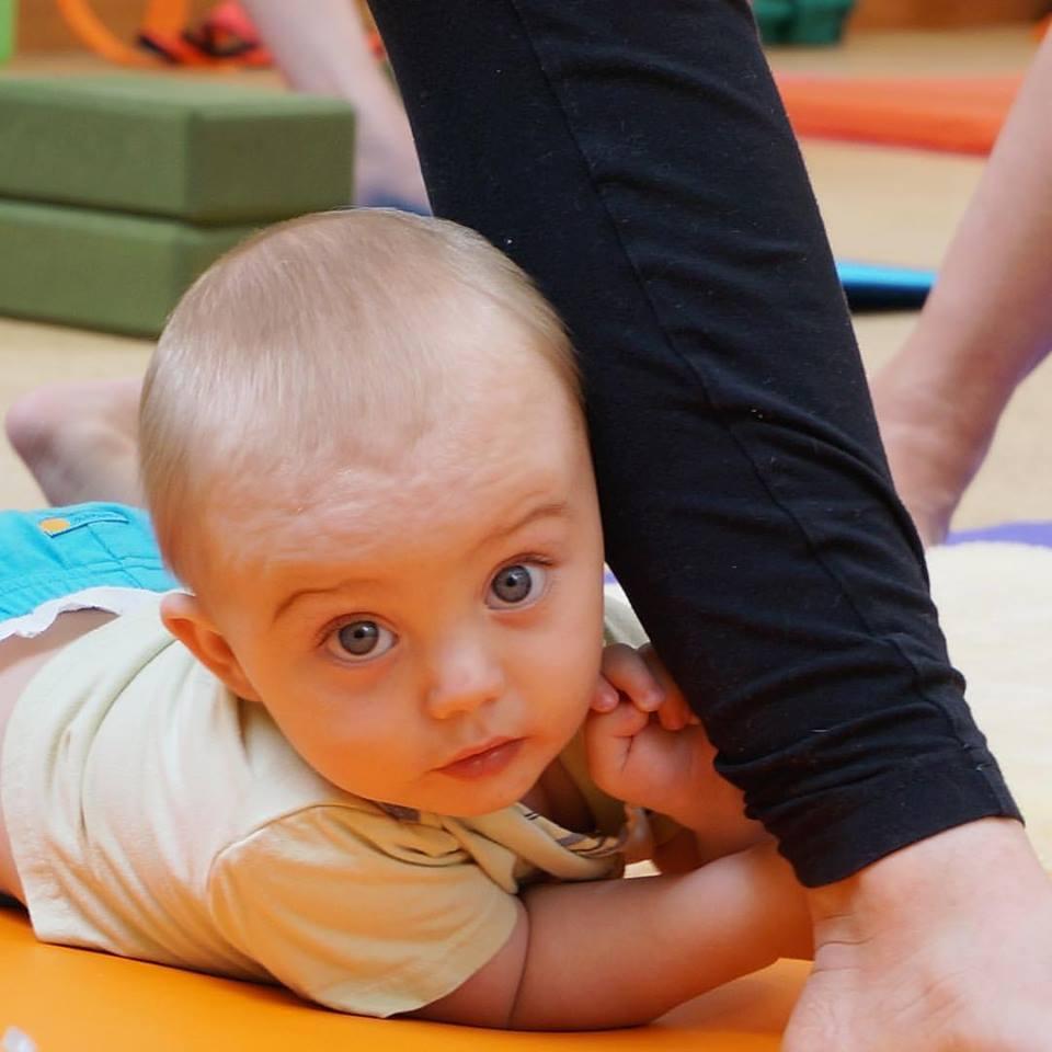 Prenatal/Postnatal Yoga at TDM