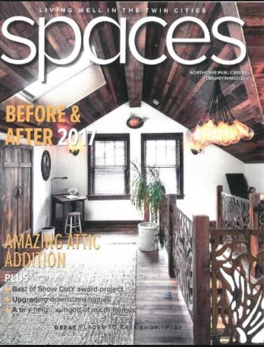 spaces magazine - february/march 2017
