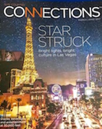 sun country inflight magazine - march/arpil 2017