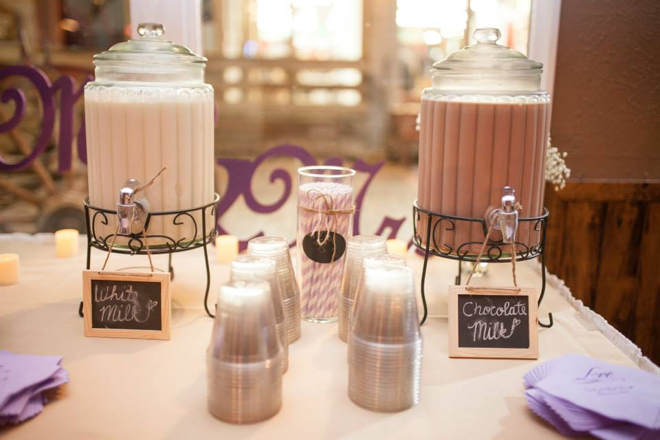 This Was Such A Sweet Wedding For Couple I Am So Thrilled With How The Floral Came Out Using Brides Ideas Of Berry Hues
