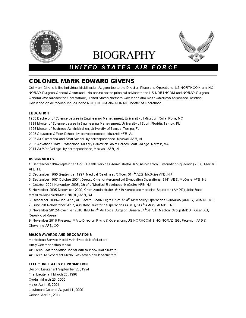 Givens USAF Biography 9_18.png