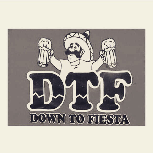 We are.. Are you? #dtf #downtofiesta #theanteeks #cinco2015