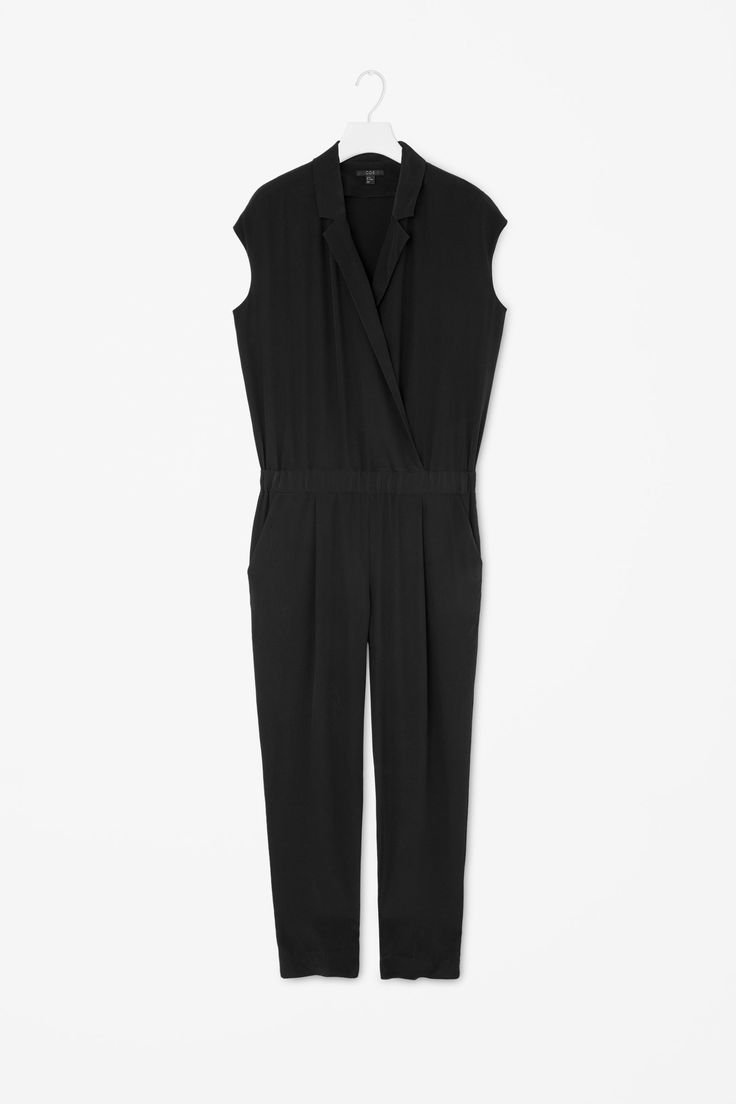 COS Silk Jumpsuit
