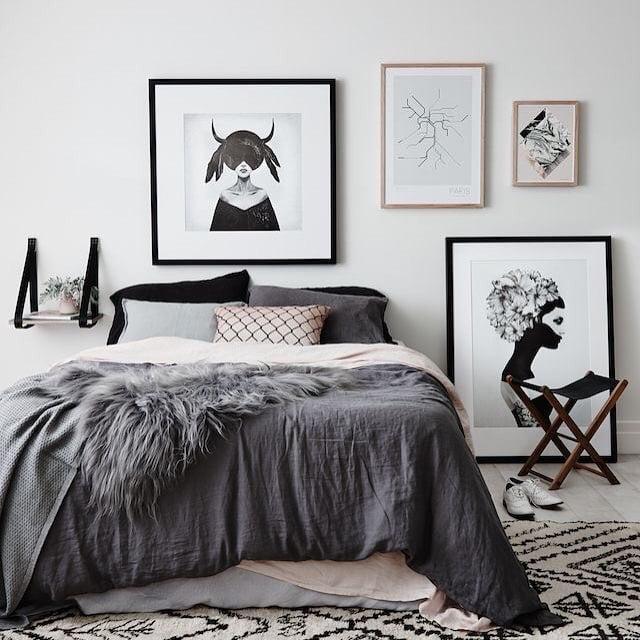 Today on the blog: luxuriously cozy Scandinavian interiors #interiordesign #scandinavian #living #neutrals #decorated