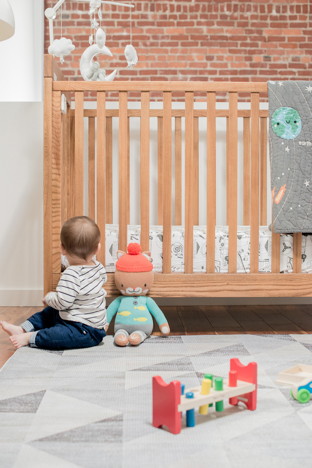 Savary + Sons Ruggish Play Mat