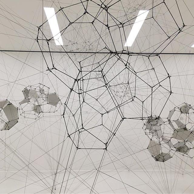 Tomas Saraceno: Stillness in Motion - Cloud Cities #sfmoma
