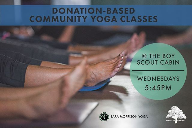 Join me tonight at 5:45pm! See https://www.saramorrisonyoga.com/teaching-schedule/ for full class details. #saramorrisonyoga