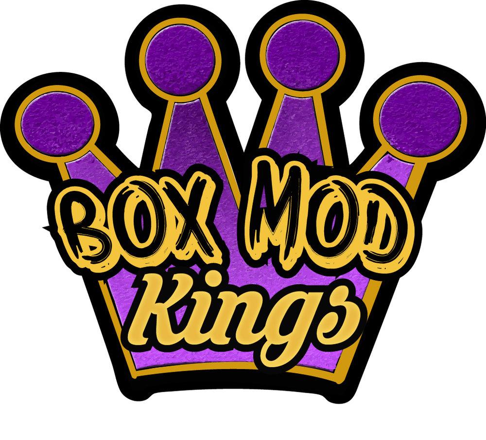 BoxModKings logo