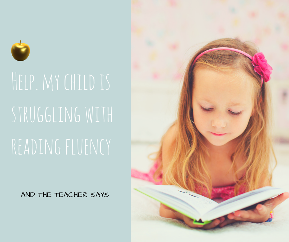Does your child struggle with reading fluency? Reading speed, accuracy and expression are important skills. Here are the teacher's tips to help. Ask the teacher your question anytime!