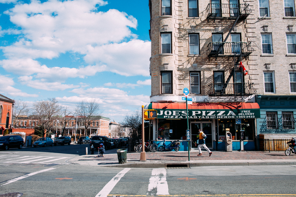 JOE'S PIZZA | WINDSOR TERRACE