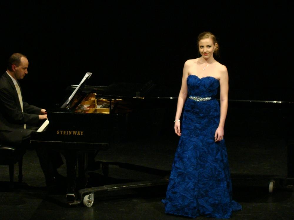 Senior Recital, 2012