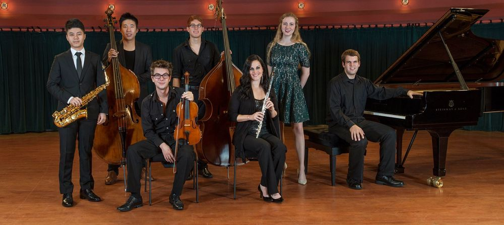 Concerto Competition Winner, 2015