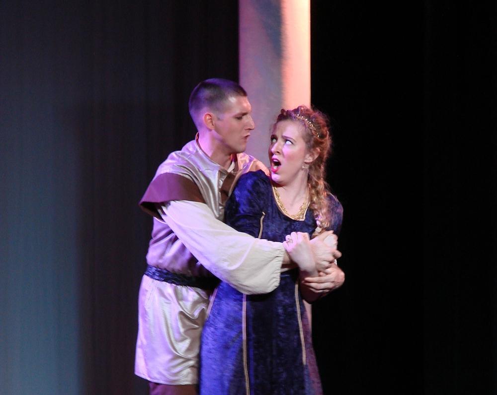 Dido & Aeneas, 2014