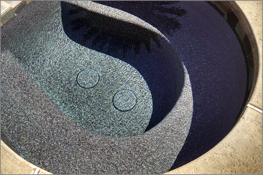 Spa Pebble Top Drain Cover