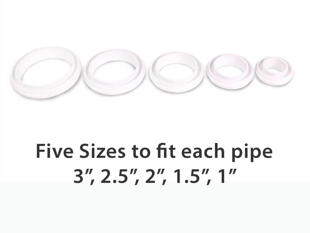 water stop pipe sleeves  u2014 color match pool fittings