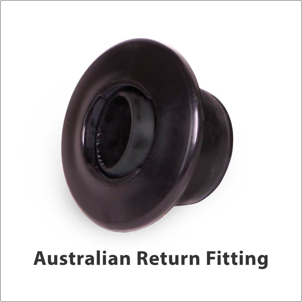 Australian Return Fitting