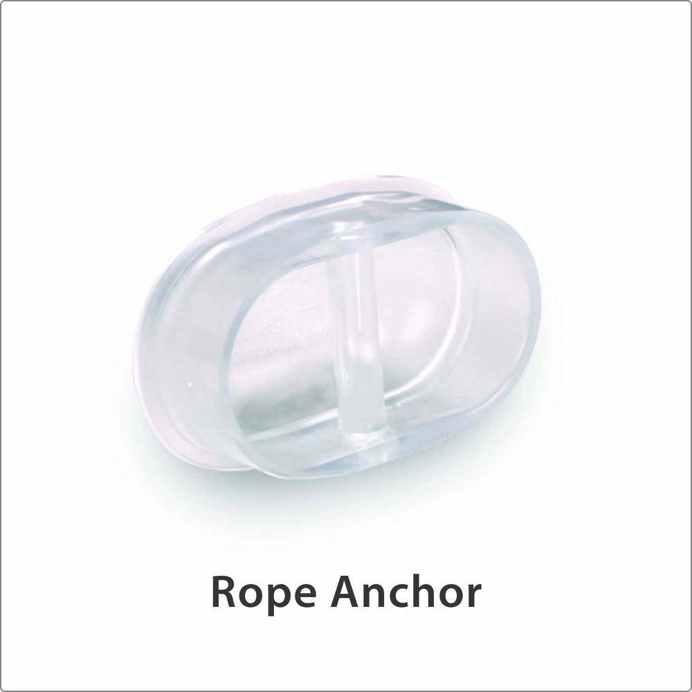 Rope Anchor Clear