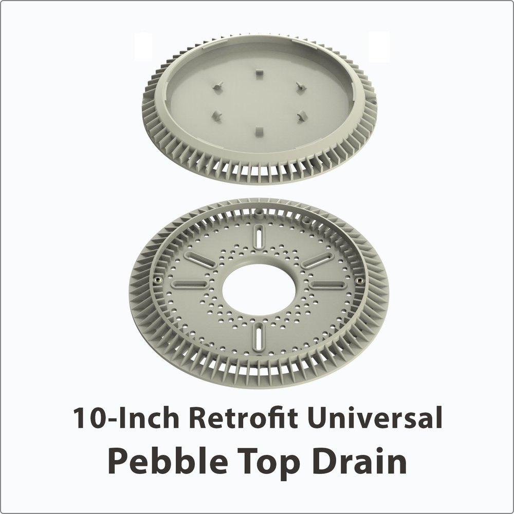 10 INCH RISER RING AND DRAIN COVER RENDERING LIGHT GREY TOP VIEW.png