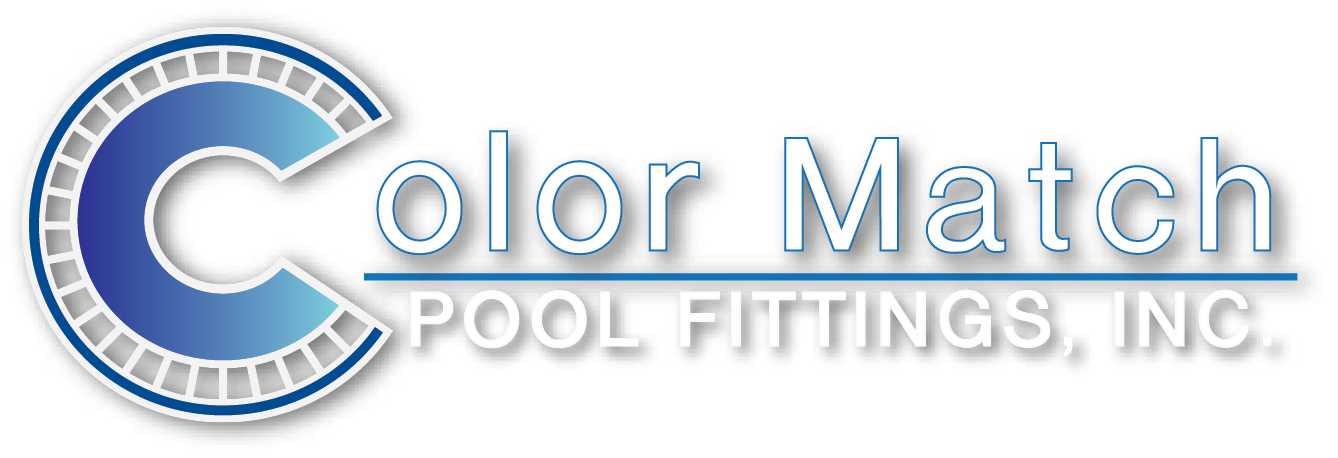 Color Match Pool Fittings