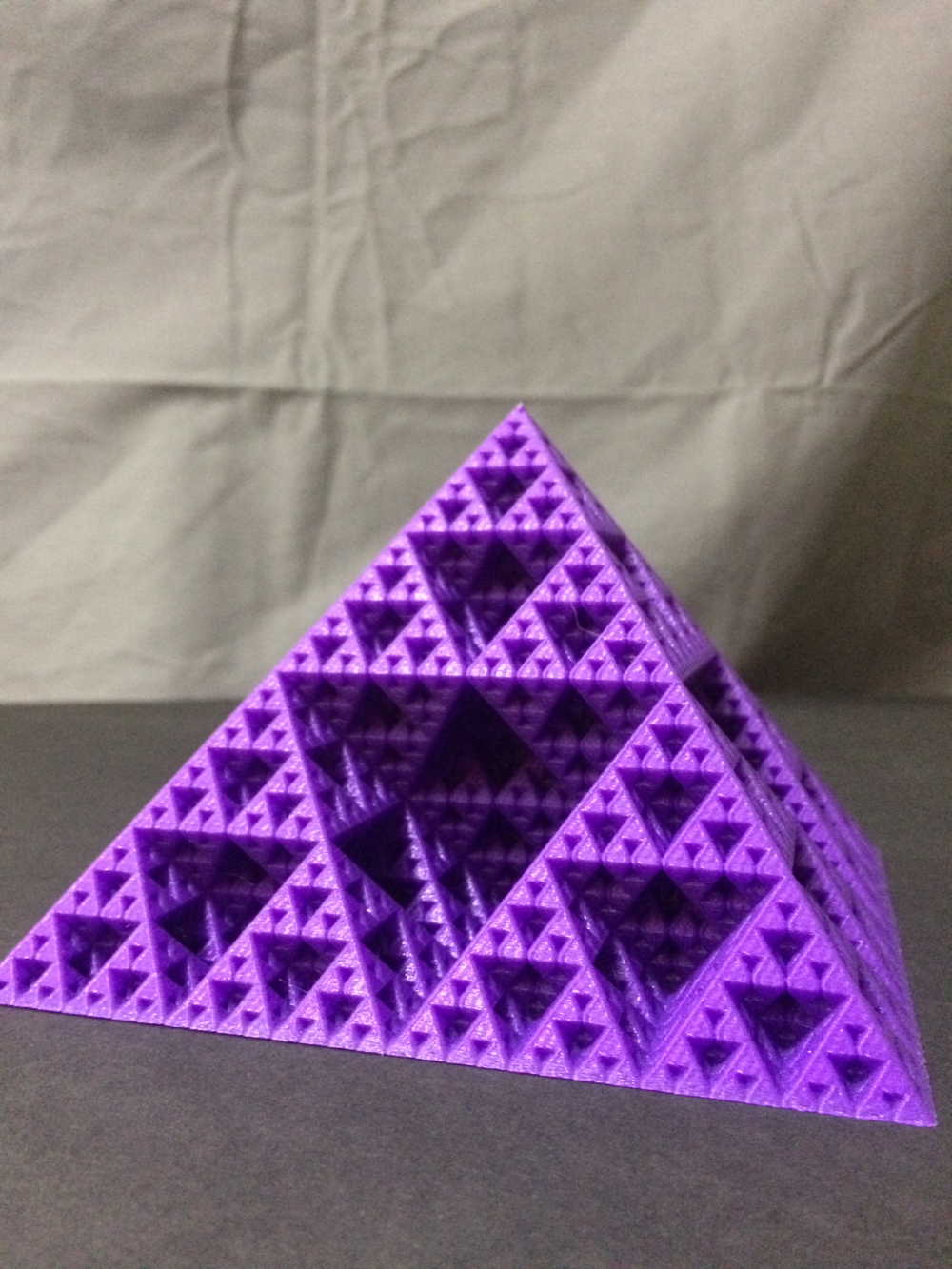 Level 5 Sierpinski Pyramid