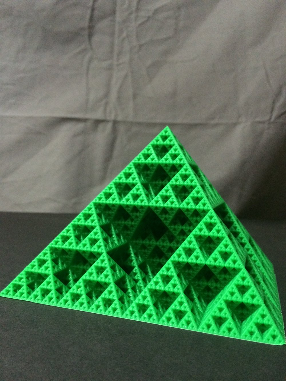 Level 6 Sierpinski Pyramid