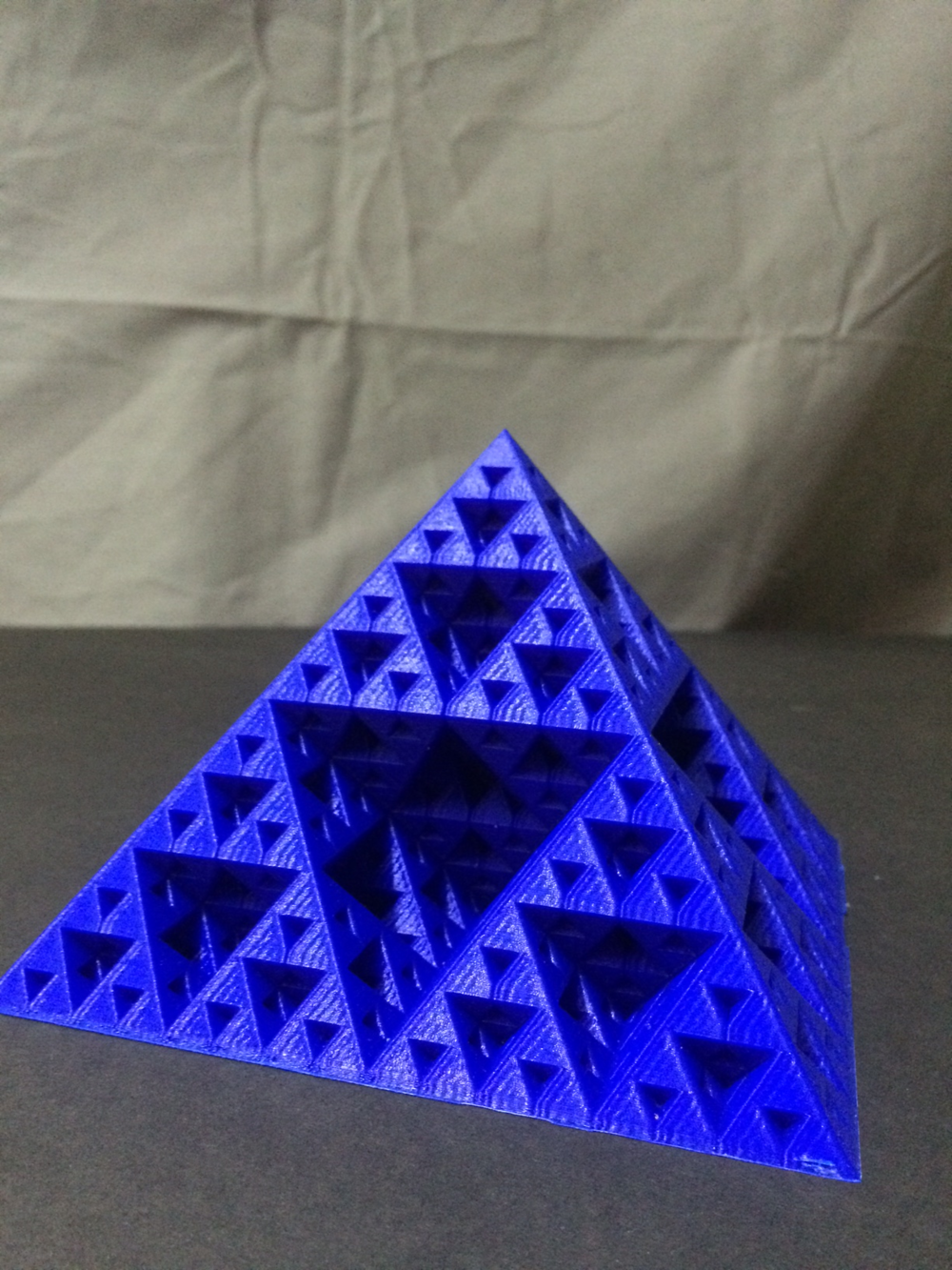 Level 4 Sierpinski Pyramid
