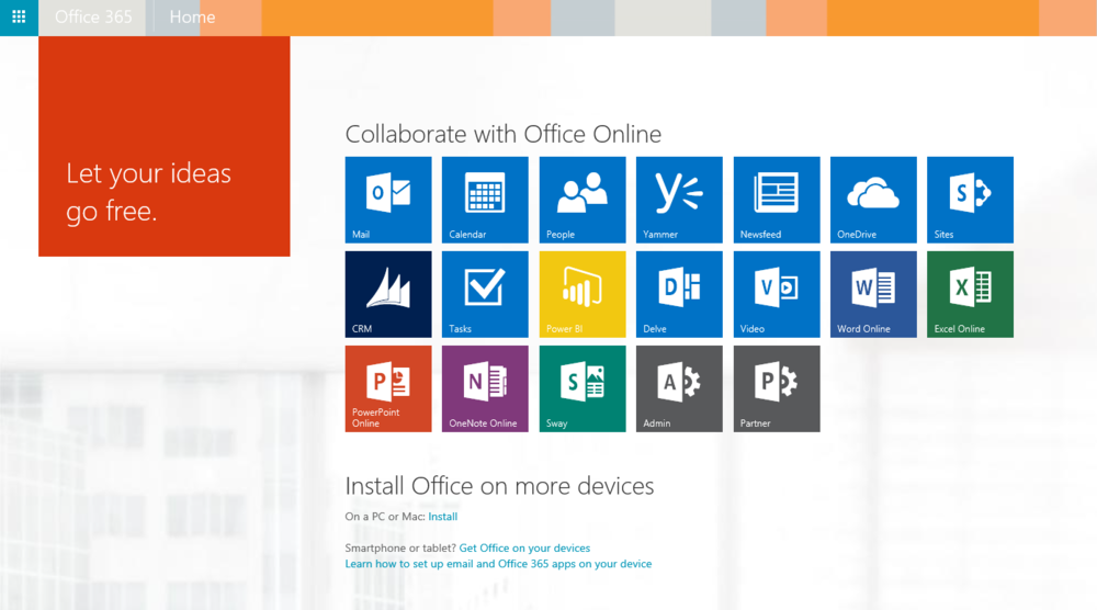 how to play a powerpoint on office 365