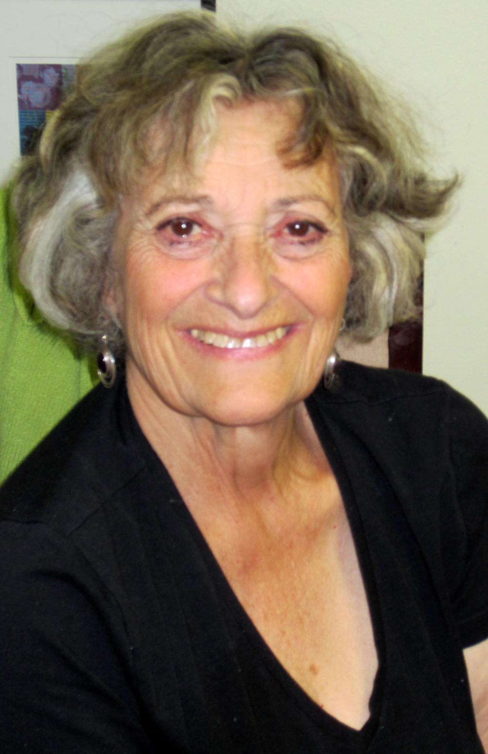 Jonathan's wife, Marsha.