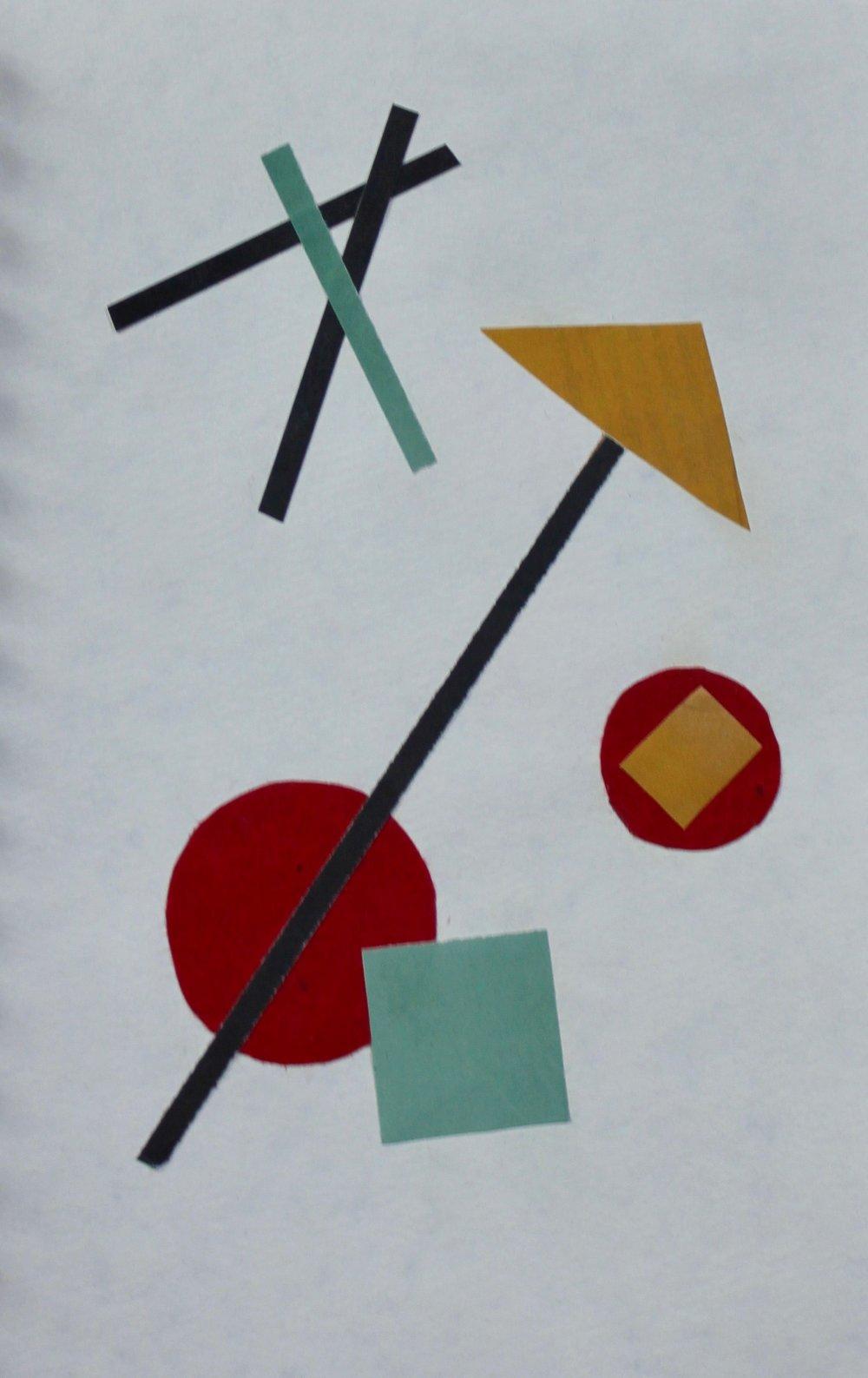 """Kandinsky Tribute #1"""