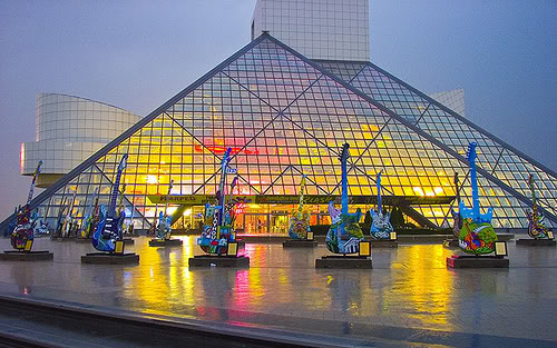 Rock & Roll Hall of Fame Museum
