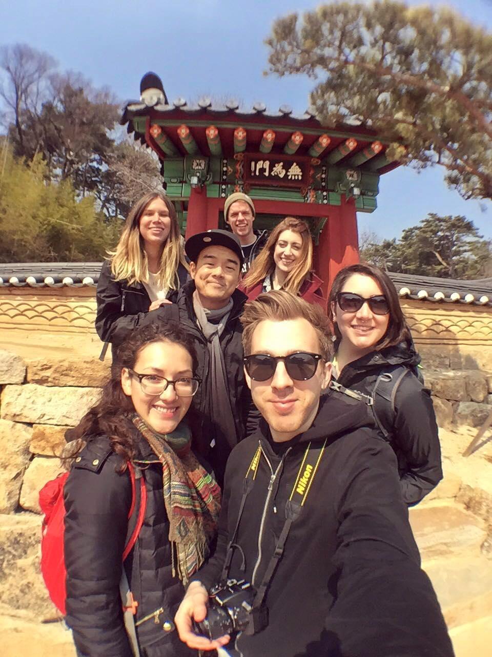 The Temple Crew