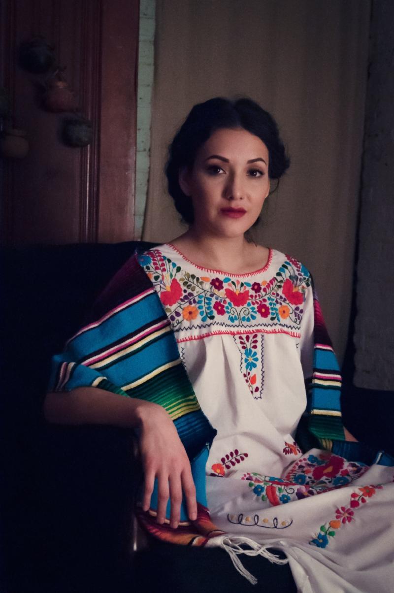 Tribute to Maria Felix La DoñaㅣPhoto:Viv Delgadillo/ Makeup: Alex Chavez