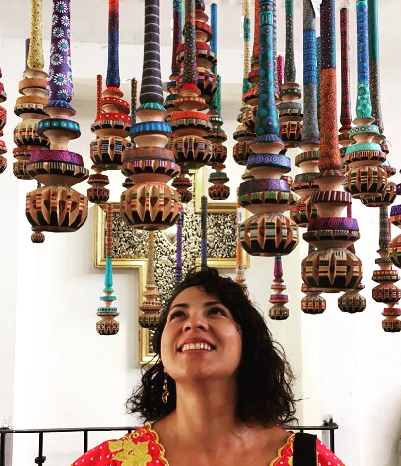 Mexico City culinary tour guide Anais Martinez from The Curious Mexican